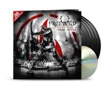 Frei.Wild: Opposition (JVA - Jubiläums Vinyl Auflage) (Limited Extreme Edition), 5 LPs