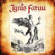 Ignis Fatuu: Meisterstich, CD