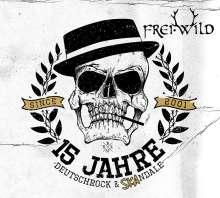 Frei. Wild: 15 Jahre Deutschrock & SKAndale, CD