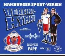 HSV Vereinshymne, Maxi-CD