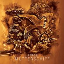Afrob: Mutterschiff, CD
