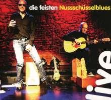 Die Feisten: Nussschüsselblues Live, 2 CDs
