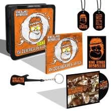 King Kongs Deoroller: Im Zeichen des Affen (Limited Fanbox), 1 CD und 1 DVD