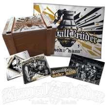 KrawallBrüder: Mehr Hass (Limited-Boxset), 4 CDs