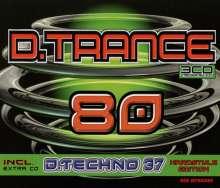 D. Trance 80, 4 CDs
