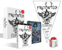 Frei. Wild: 15 Jahre mit Liebe, Stolz und Leidenschaft (Box-Set), 4 DVDs