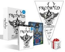 Frei. Wild: 15 Jahre mit Liebe, Stolz und Leidenschaft (Box-Set), 4 Blu-ray Discs