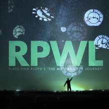 RPWL: Plays Pink Floyd's 'The Man And The Journey': Live At The Cacaofabriek, Helmond, Netherlands 2016, CD