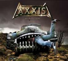 Axxis: Retrolution, CD