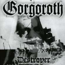 Gorgoroth: Destroyer, CD