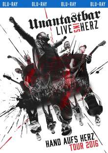 Unantastbar: Live ins Herz: Hand aufs Herz Tour 2016 (Limitierte Erstauflage inklusive USB-Stick), 2 DVDs