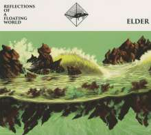 Elder: Reflections Of A Floating World, CD