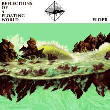 Elder: Reflections Of A Floating World (180g) (Limited-Edition) (Colored Vinyl), 2 LPs