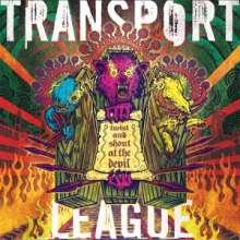 Transport League: Twist And Shout At The Devil, 1 LP und 1 CD