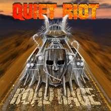 Quiet Riot: Road Rage (180g) (Limited-Edition), LP