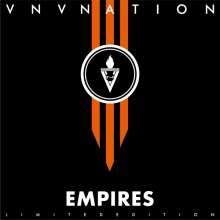VNV Nation: Empires (Limited-Edition) (Clear Vinyl), LP