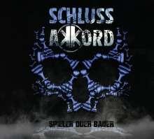 Schlussakkord: Spieler oder Bauer (Limited-Edition), CD