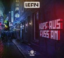 Le Fly: Kopf aus Fuß an, CD