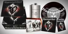 """Unantastbar: Leben, Lieben, Leiden (Limited-Boxset), 1 CD, 1 Single 7"""" und 1 Merchandise"""
