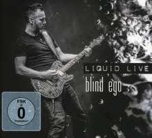 Blind Ego: Liquid Live, 2 CDs