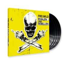 Frei. Wild: Rivalen und Rebellen, 4 LPs