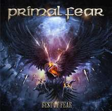 Primal Fear: Best Of Fear (180g) (Limited-Edition), 3 LPs