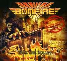 Bonfire: Byte The Bullet (Limited-Edition), CD