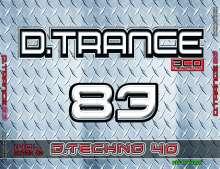 D.Trance 83 (Incl.D.Techno 40), 4 CDs