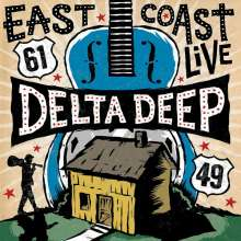 Delta Deep: East Coast Live (Limited-Edition), 2 LPs