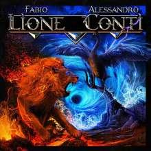 Fabio Lione & Alessandro Conti: Lione V Conti (Limited-Edition), LP
