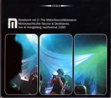 Motorpsycho: Roadwork Vol. 2, 2 LPs