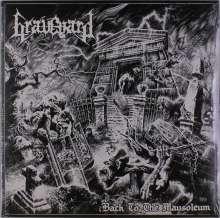 Graveyard (Spain): Back To The Mausoleum, LP