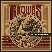 Rookies & Kings-Vol.1, CD
