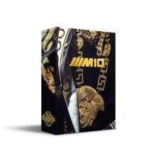 Massiv: M10 II (Limited-Edition-Boxset Gr.XL/XXL), 4 CDs
