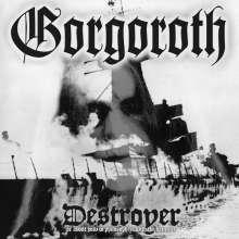 Gorgoroth: Destroyer (Red Vinyl), LP