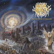 Obscure Infinity: Into The Vortex Of Obscurity, CD