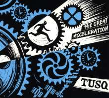 Tusq: The Great Acceleration, CD