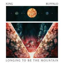 King Buffalo: Longing To Be The Mountain (180g) (Silver Vinyl), LP