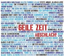 Abschlach!: Geile Zeit, CD