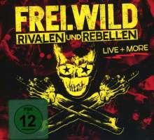 Frei.Wild: Rivalen und Rebellen Live & More, 3 CDs