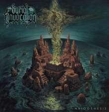 Burial Invocation: Abiogenesis, CD