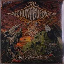 We Hunt Buffalo: Head Smashed In (Swamp Green Vinyl), LP