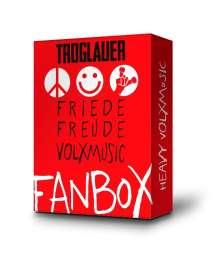 Troglauer Buam (Troglauer): Friede Freude Volxmusic (Limited-Edition) (Boxset), CD