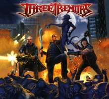 The Three Tremors: Three Tremors, CD