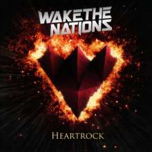 Wake The Nations: Heartrock, CD