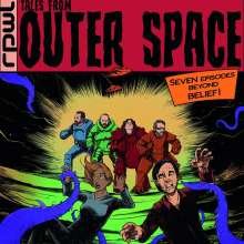 RPWL: Tales From Outer Space, CD