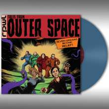 RPWL: Tales From Outer Space (180g) (Limited-Edition) (Blue Vinyl) (signiert, exklusiv für jpc), LP