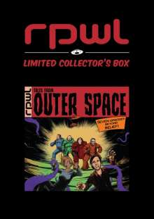 RPWL: Tales From Outer Space (Limited-Fanbox), 3 CDs