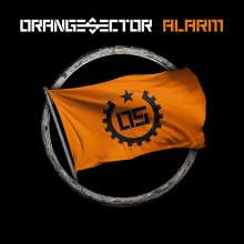 Orange Sector: Alarm, CD