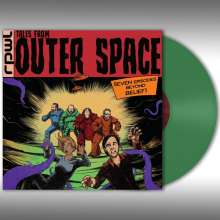 RPWL: Tales From Outer Space (180g) (Limited-Edition) (Green Vinyl), LP